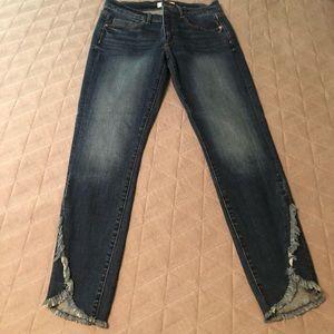LOFT Jeans size 28/6 EUC worn once.